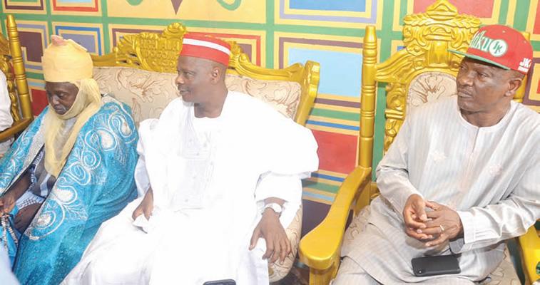 Kwakwanso, Jimi Agbaje Visits Serikin Hausawa Of Agege