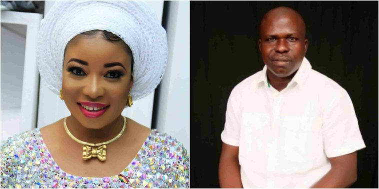 Lizzy Anjorin Call Out The Owner Of Goldmyne, Otunba Sesan Rufai