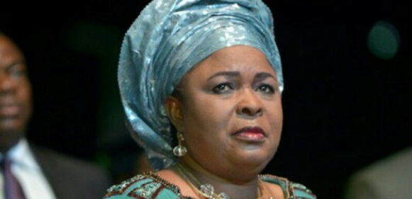 Patience Jonathan forfeits N1.0004bn to Federal Government