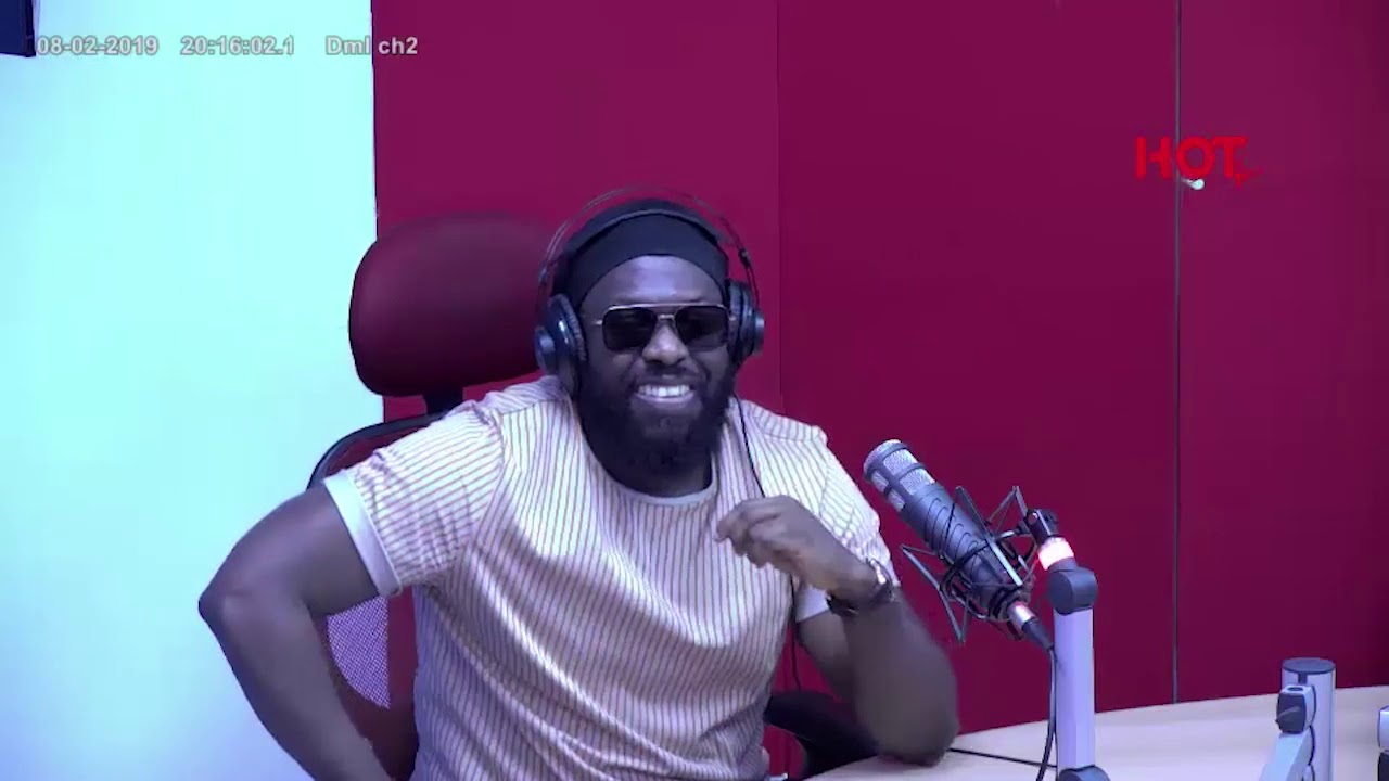 Timaya Speaks About The Artist Who Influenced Him