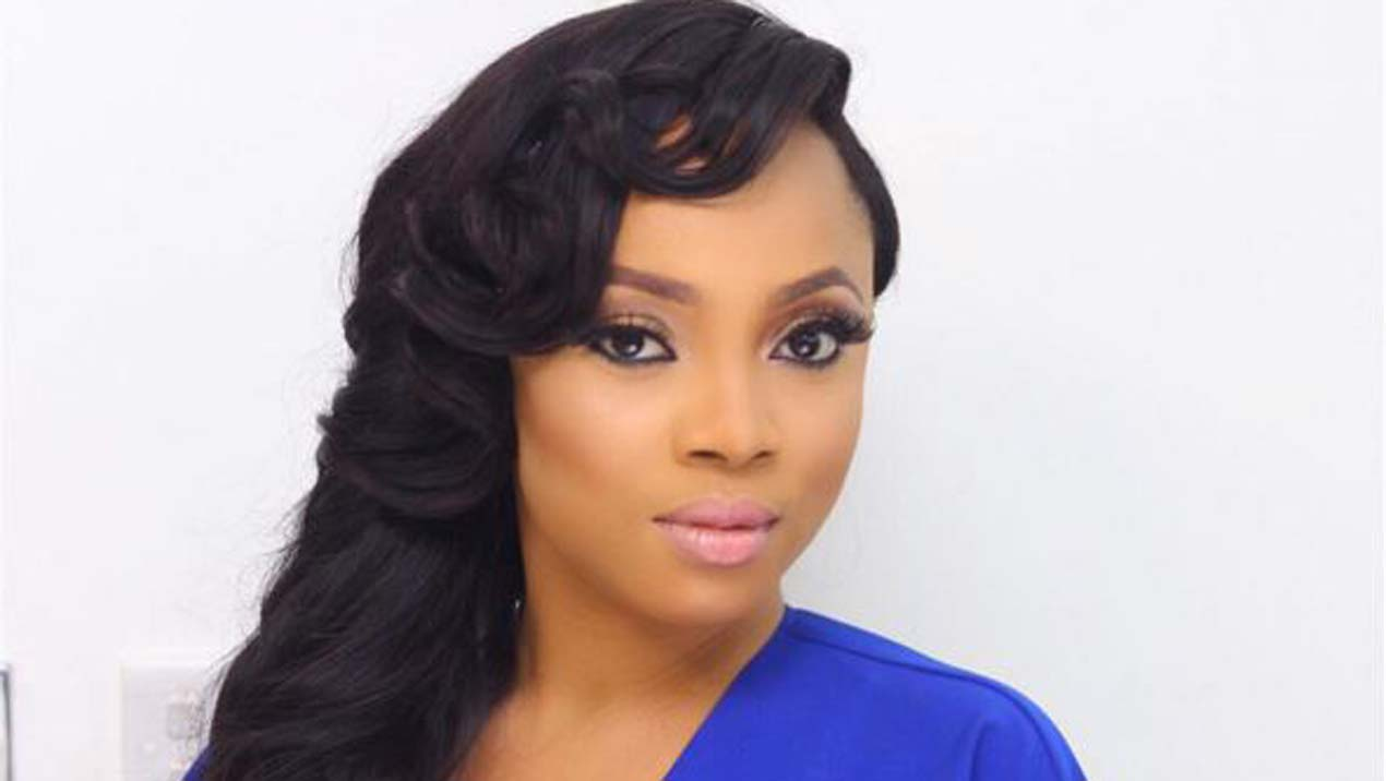 Toke Makinwa Reveals She Gets Paid To Attend Event