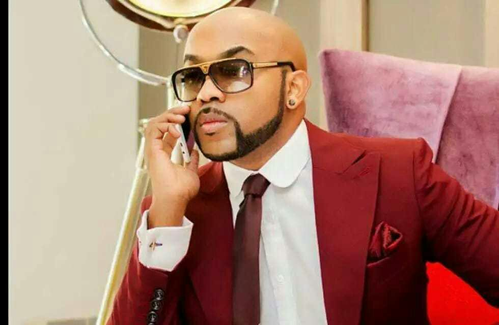 Adesua Etomi Celebrates Banky W As He Turns A Year Older