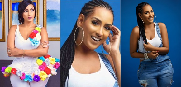 Opportunities started coming after hosting Glo CAF Awards – Juliet Ibrahim