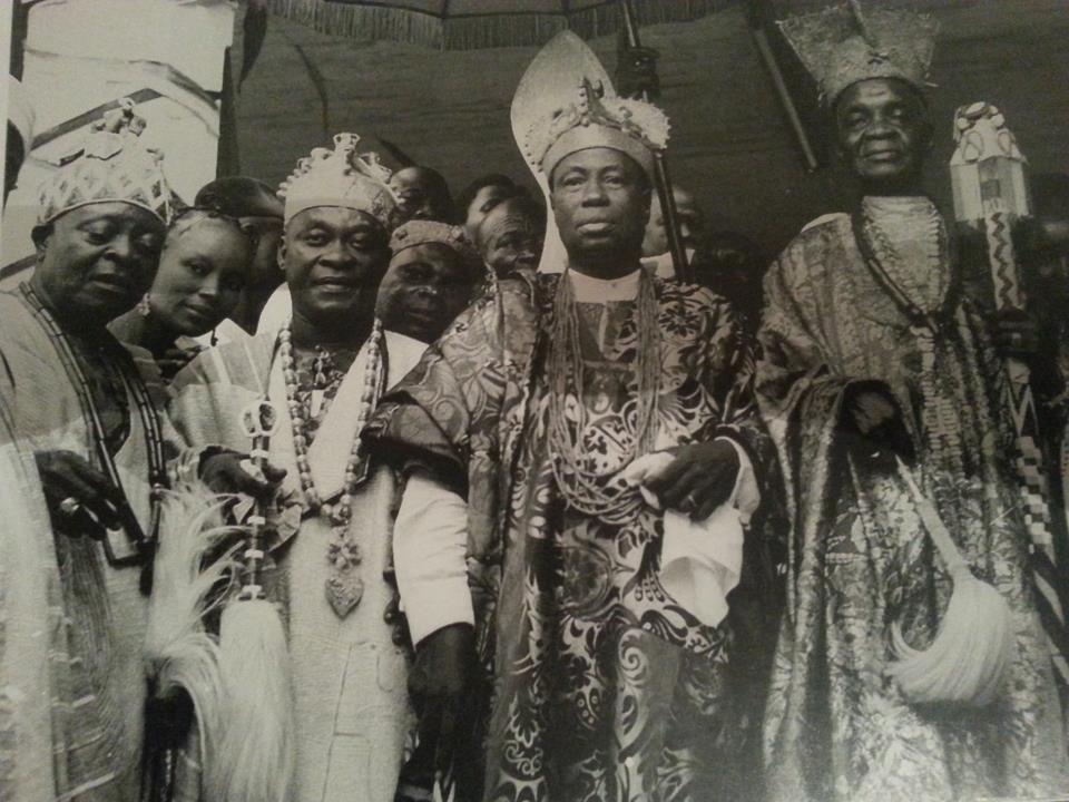 history of Yoruba Kingdom