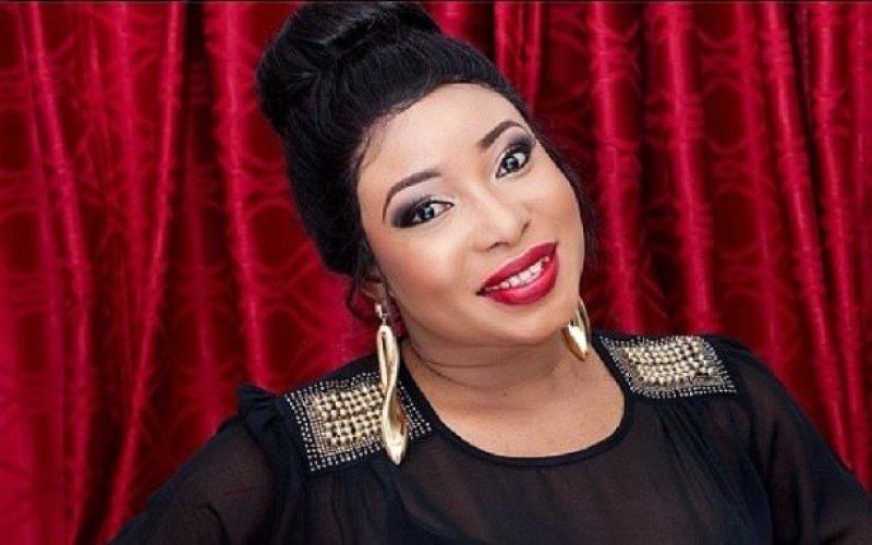 Lizzy Anjorin Slam Fan Over Comment On Baba Suwe's Health