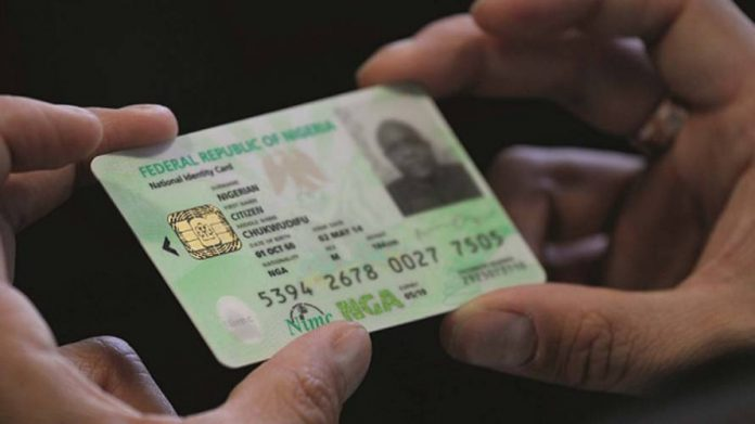 Nigerians to start paying for national e-ID card from 2022 – NIMC