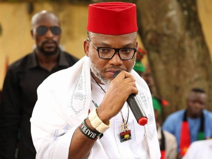 IPOB Speaks On How Kanu Stopped South East Governors From Rigging For Buhari