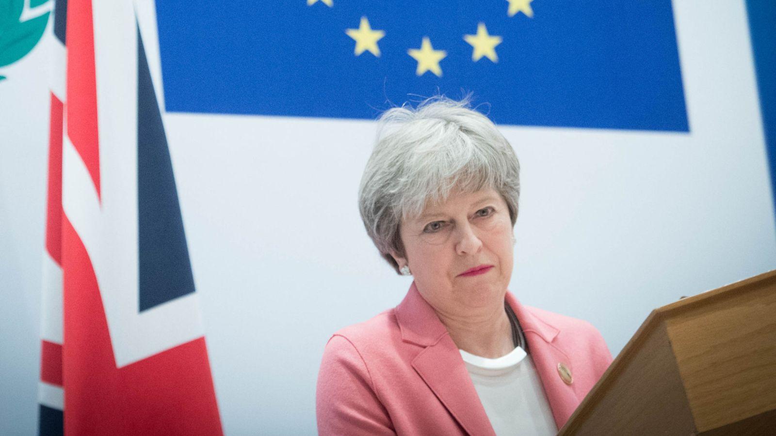 UK Prime Minister, Theresa May Congratulates President Buhari