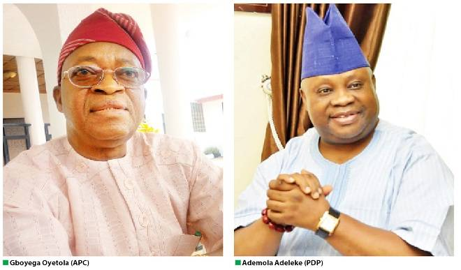 JUST IN: Osun Election: Appeal Court Sacks Adeleke, Reaffirms Oyetola As Governor