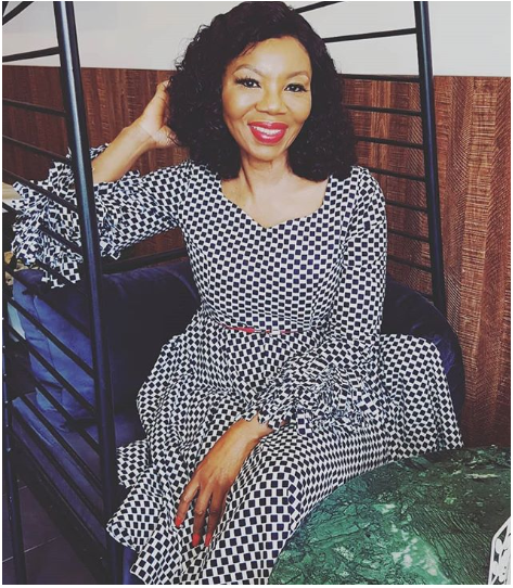 Betty Irabor Dances Leg Work As She Celebrates Her 62nd Birthday