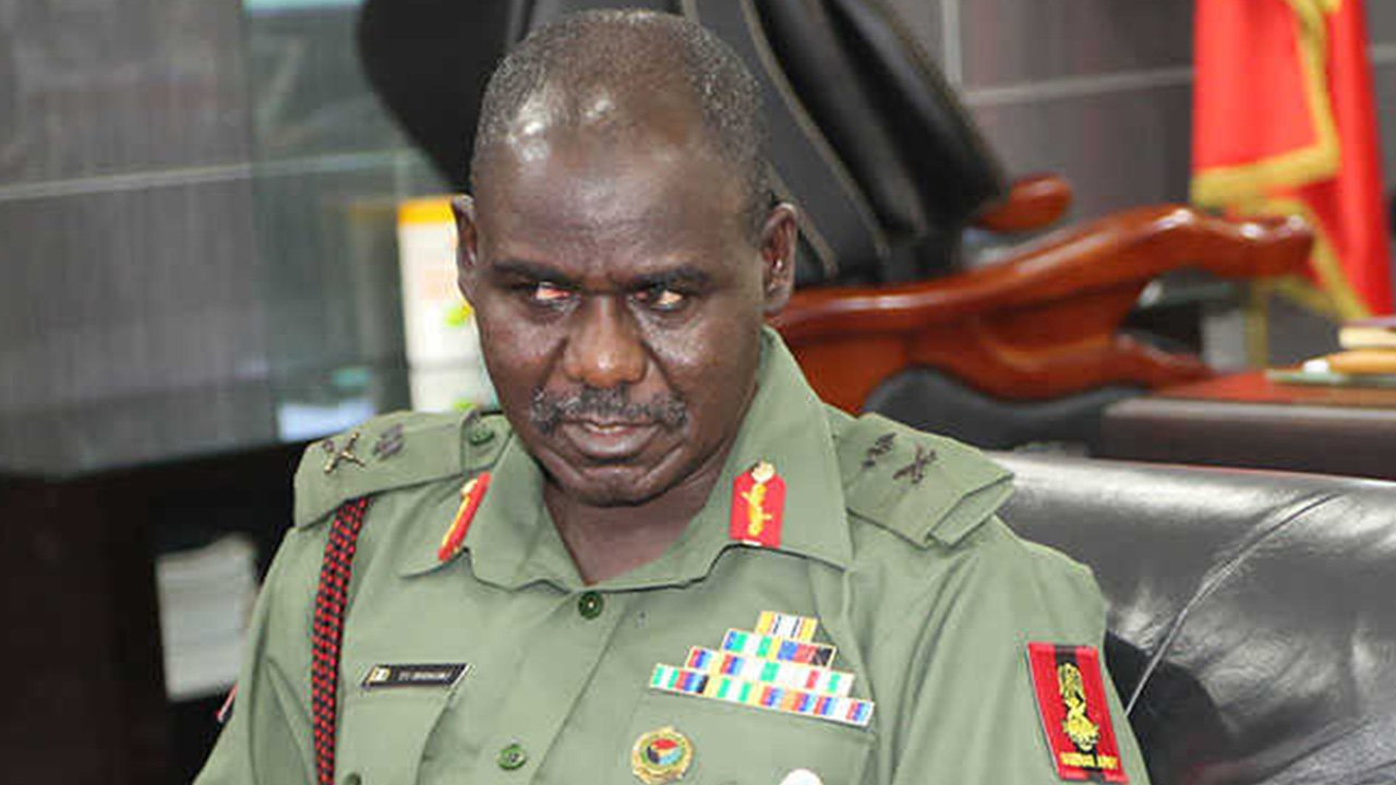 ROUND UP: Three Occasions Where Chief of Army Staff, Buratai Plays 'Blame Game' For Unending Insurgence In Nigeria