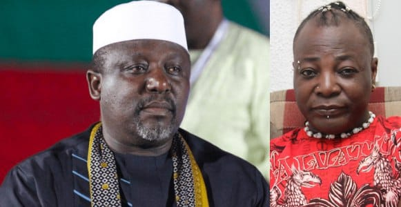 Charly Boy Mocks Okorocha Over His Son-In-Law's Defeat