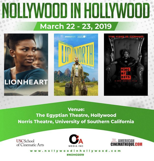 'Nollywood In Hollywood Kick Starts In Grandstyle