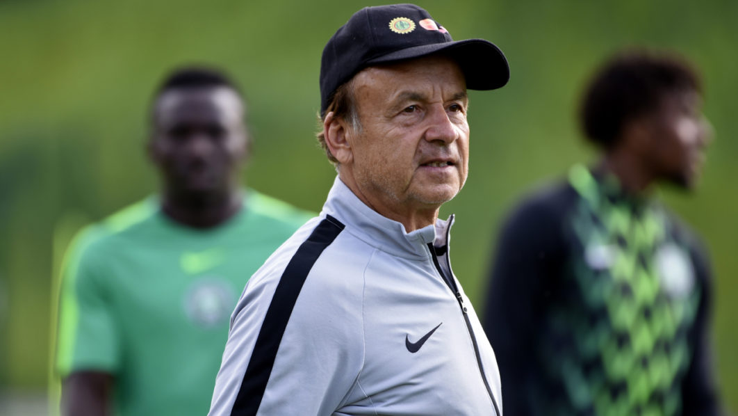 AFCON: Super Eagles Of Nigeria Not The Favourite To Win The Competition – Rohr