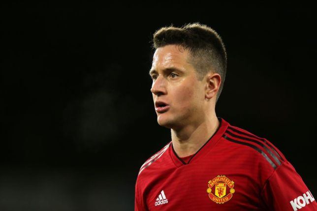 Arsenal Joins The Race To Land Manchester United Midfielder, Herrera