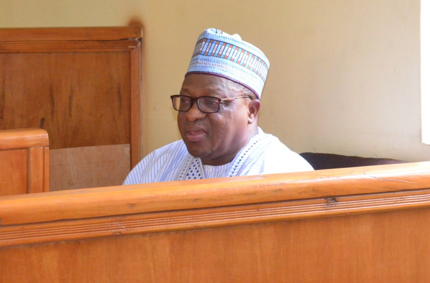 Former Plateau Governor, Dariye Reportedly Hospitalized