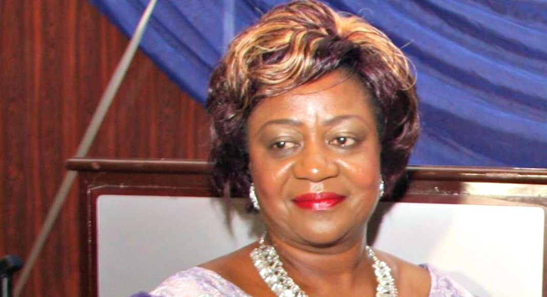 Lauretta Onochie Speaks On Secondus' Letter Submitted To INEC