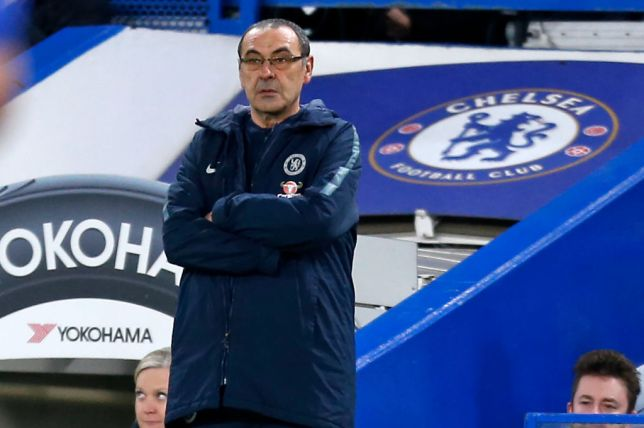 Glenn Hoddle Attacks Sarri For Dropping Hazard During Frankfurt Clash