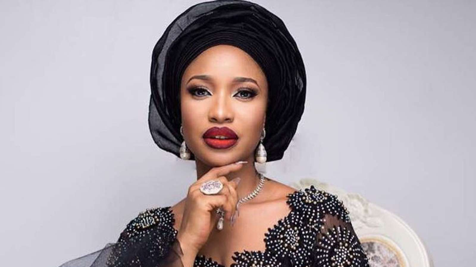 Tonto Dikeh Reveals Some Things About Her Ex Husband