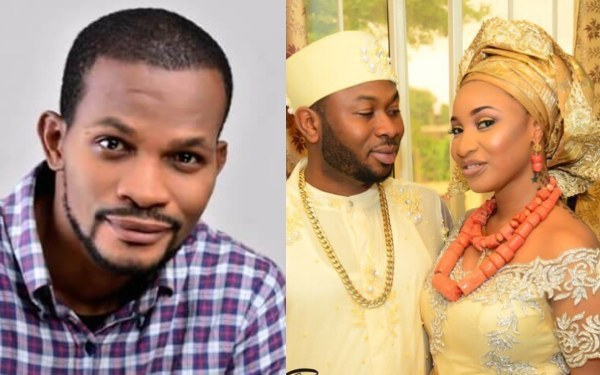 Uche Maduagwu Advice Olakunle Churchill On Marriage