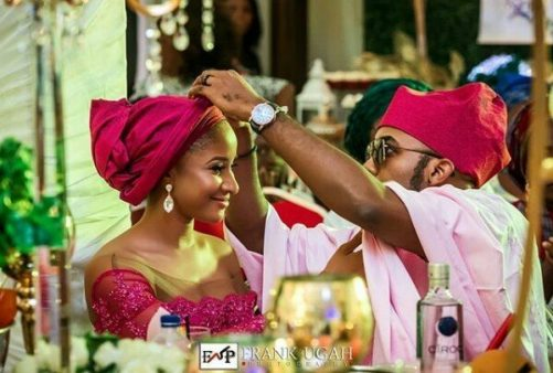 Banky W Describes His Wife As An Inspiration