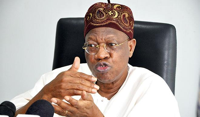 Lai Mohammed Condole With People Of Patigi Over The Death Of Their Emir