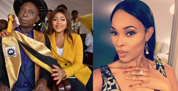 Georgina Onuoha Speaks On Regina Daniels Marriage To Billionaire Politician