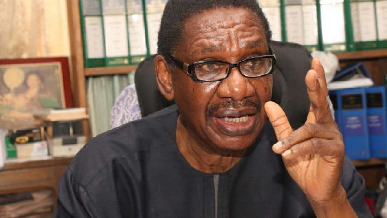Prof. Sagay Call Out Galadima Over His View On Militarization In The Rivers State Election