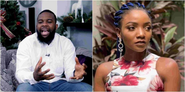 Oyemykke Advise Simi On What To Do To Politicians