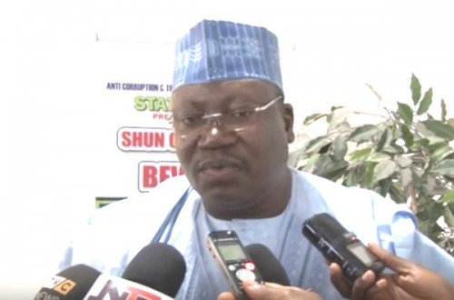 BREAKING NEWS: Ahmed Lawan Emerged As Senate President