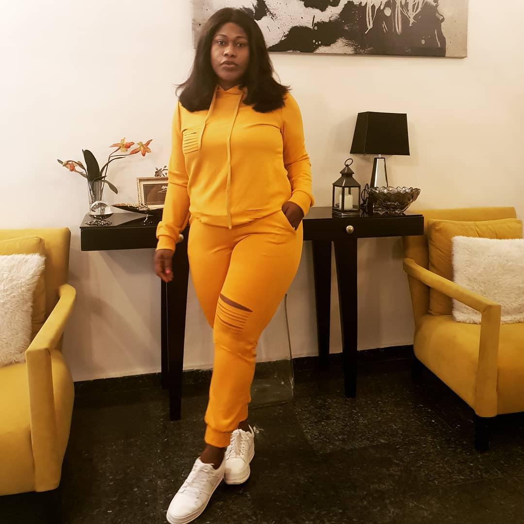 Uche Jombo Biography, Husband, Movies, Child, Family (2021)