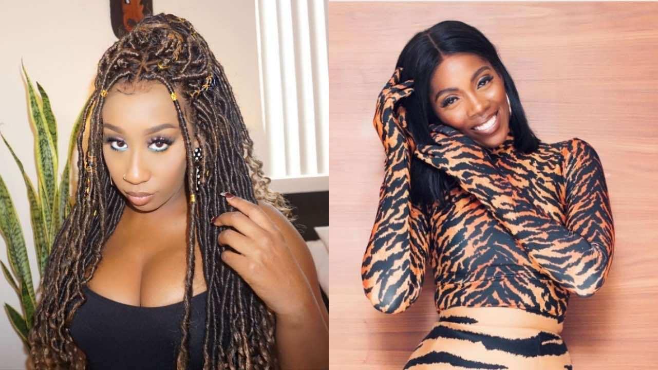 Victoria Kimani Beef Tiwa Savage In Her #FuvkYouChallenge