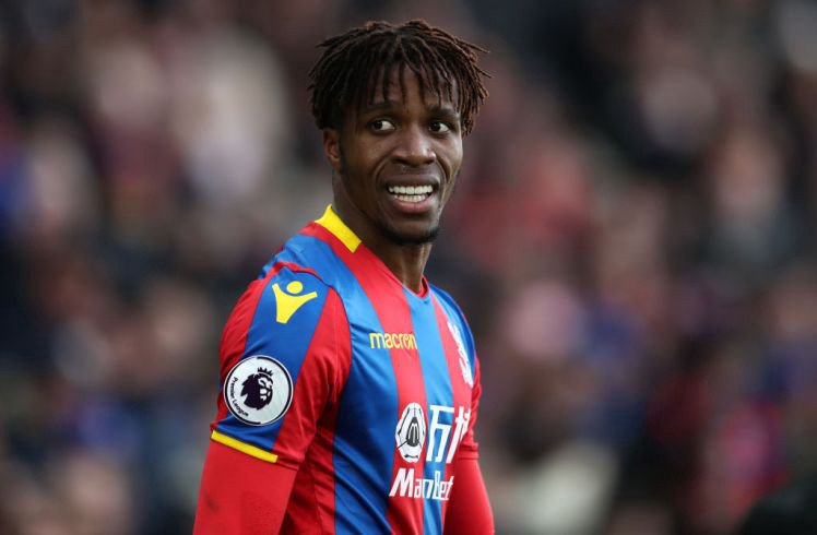 Andy Gray Call On Chelsea To Sign Zaha As Hazard's Replacement