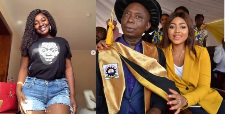 Why I married 59-year-old politician – Regina Daniels