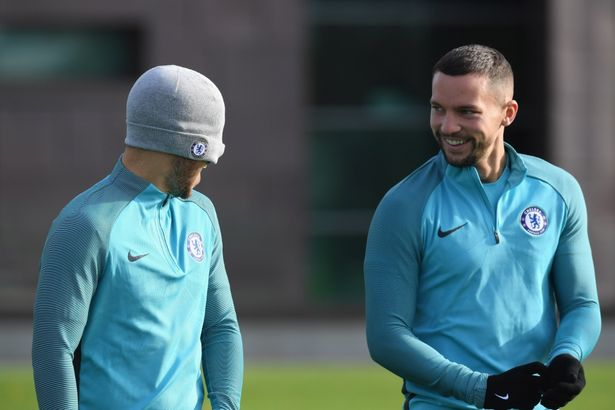 Danny Drinkwater Involve In Road Accident