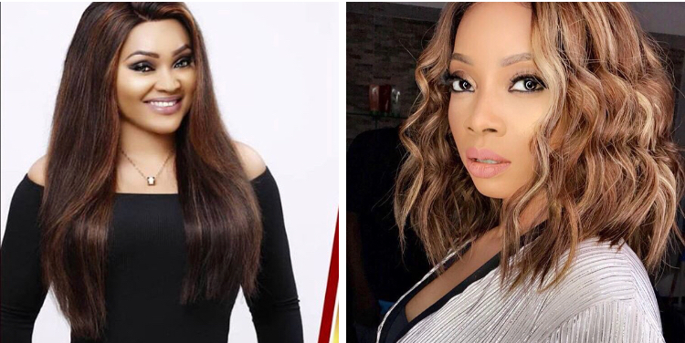 Mercy Aigbe Reveals Toke Makinwa Recently Purchased A New House