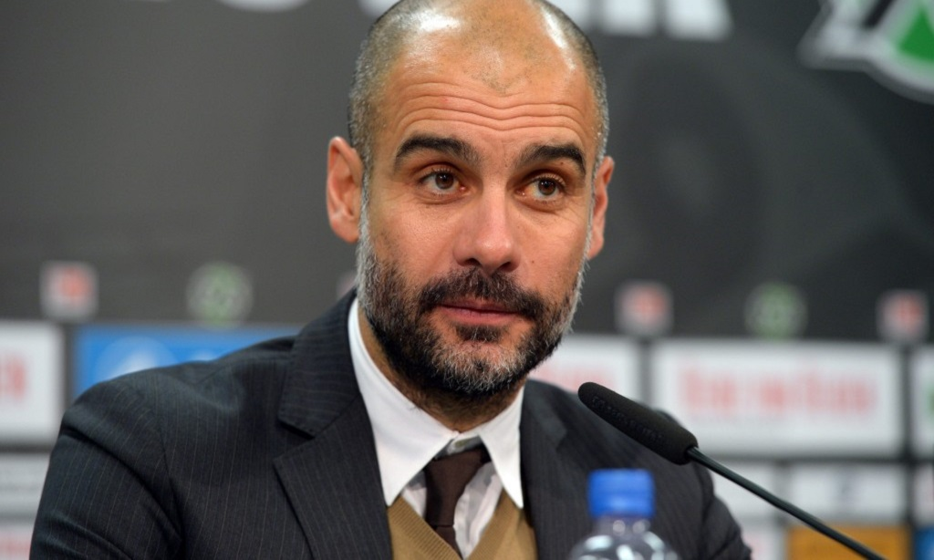 Pep Guardiola says he is not interested in Barca's job