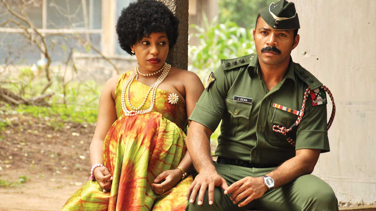 ramsey nouah movies