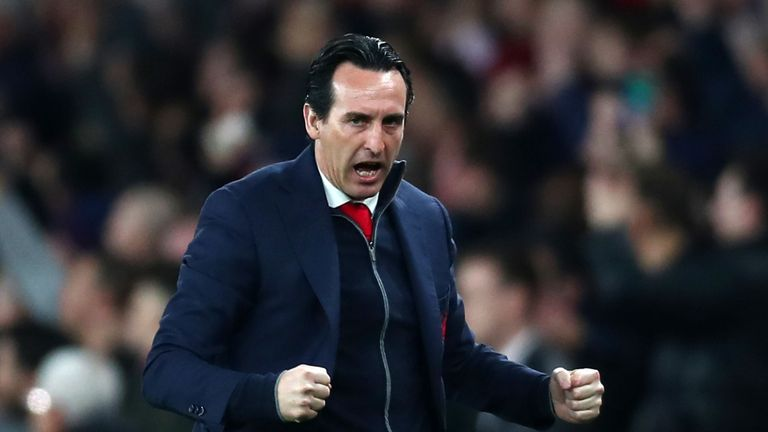 Unai Emery Name Lucas Torreira And Matteo Guendouzi As Arsenal Most Improved Player