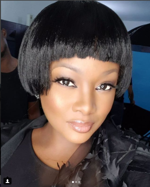Toolz Narrates Her Experience At The International Passport Office