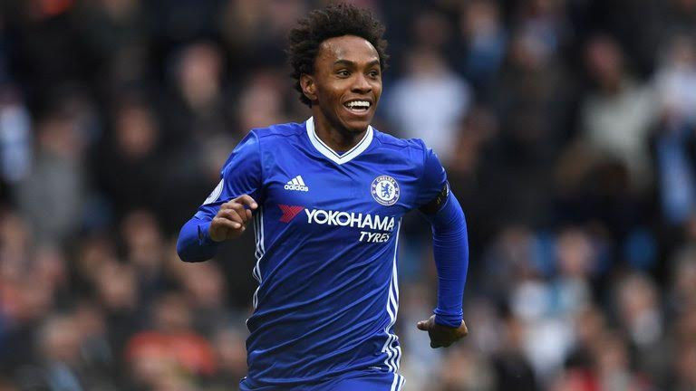 Barcelona Shows Interest In Signing Willian