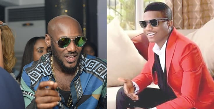 #TRENDING: Fans react to how Wizkid Greeted 2face at Patoraking's album launch