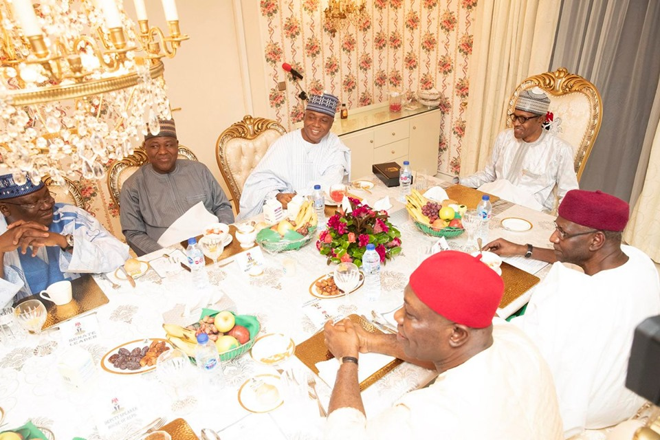 Buhari Not Happy With Relationship Between Him And 8th Assembly Leadership