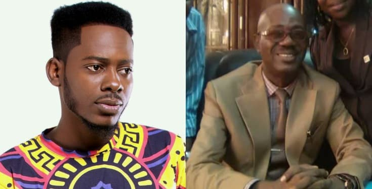 JUST IN: Adekunle Gold's Father Reportedly Dead