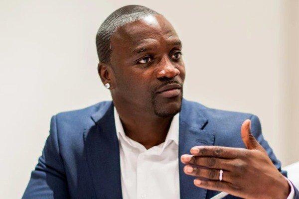 Akon Lists Nigerian Musicians Richer Than American Artistes