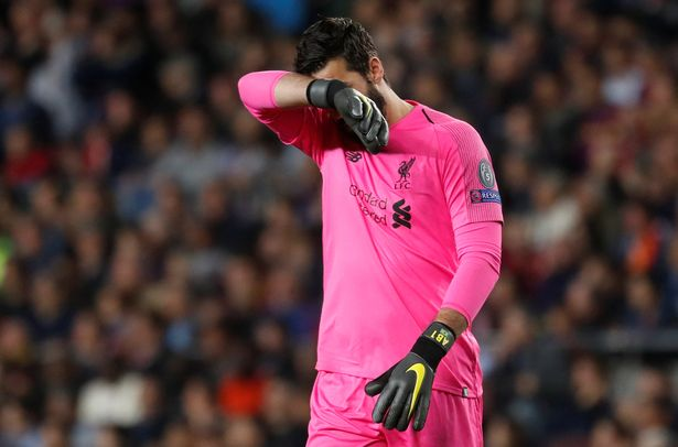 Steve McManaman Claims Alisson Disobeyed Klopp During Barcelona Clash