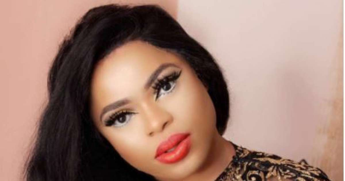 Bobrisky brags over his riches online