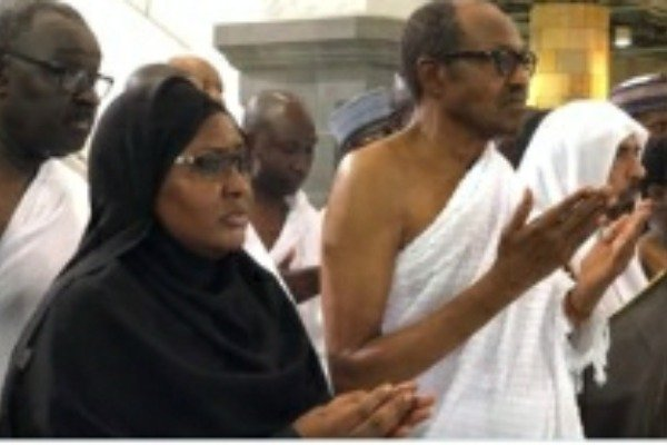 Despite Pictorial Evidence, Nnamdi Kanu Says Buhari Is Not In Saudi Arabia