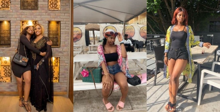 'Mind your business' – Iyabo Ojo's daughter tells fans who asked for her virginity status