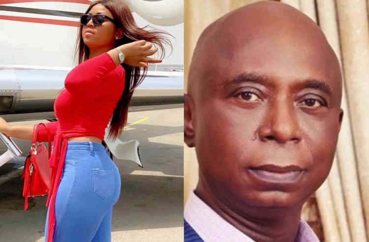 Bad news for Regina Daniels as National Assembly denies her husband, Ned Nwoke accreditation for senator-elect inauguration ceremony
